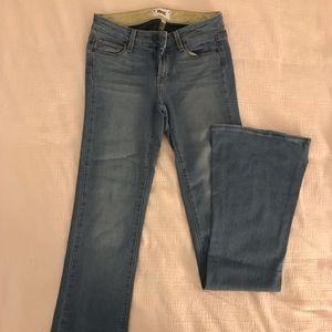 Paige - Lou Lou Flare Jeans